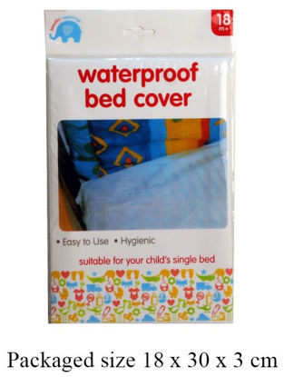 Picture of Waterproof Bed Cover - Child'S Single Bed