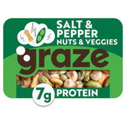 Picture of Graze Veggie Protein Power 28G