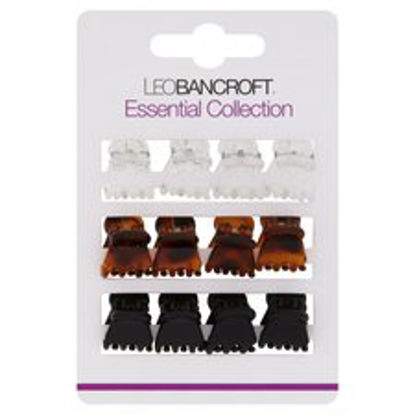 Picture of Leo Bancroft Mini Claws Assorted 12 Pack