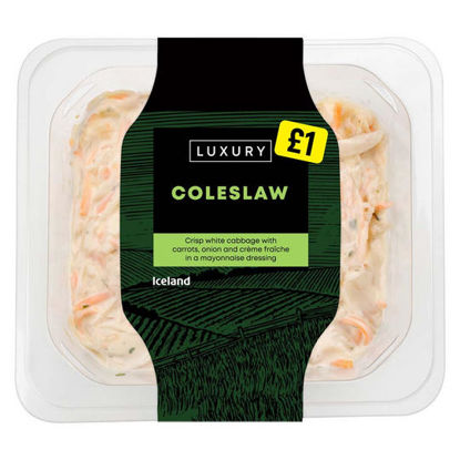 Picture of Iceland Luxury Coleslaw 300g