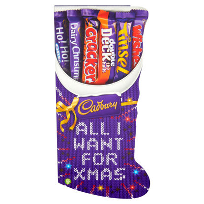 Picture of Cadbury Stocking Selection Box 194G