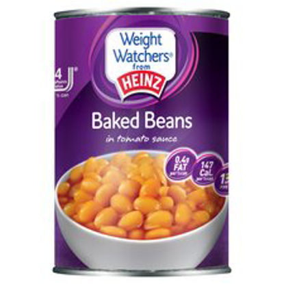 Picture of Heinz Weight Watchers Baked Beans 415G