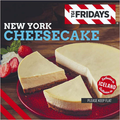 Picture of TGI Fridays New York Cheesecake 450g