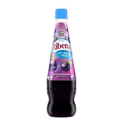Picture of Ribena No Added Sugar Blackcurrant 850Ml