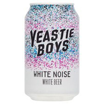 Picture of Yeastie Boys White Noise 330Ml
