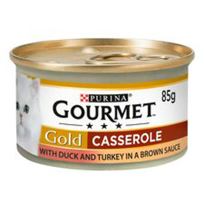Picture of Gourmet Gold Duo Duck And Turkey 85G