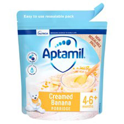 Picture of Aptamil Creamed Banana Porridge 125G