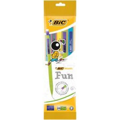 Picture of BIC Matic Combos Mechanical Pencil (Pack of 5)