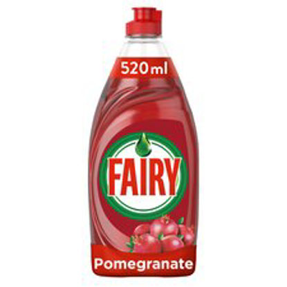 Picture of Fairy Pomegranate & Honey Suckle Washing Up Liquid 520Ml