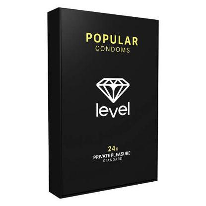 Picture of Level Popular Condoms 24 Pack