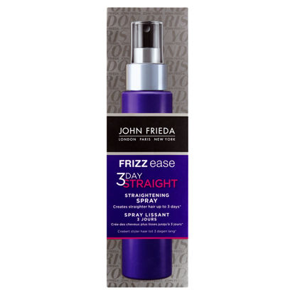 Picture of John Frieda Frizz Ease 3 Day Straight Semi Permanent Styling Spray, 100 ml