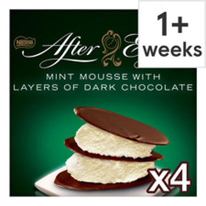 Picture of Nestle After Eight Mousse 4X57g