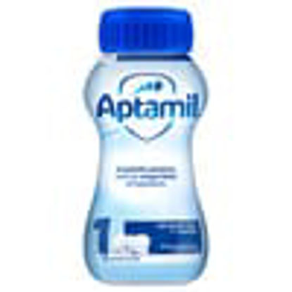Picture of Aptamil 1 First Infant Milk from Birth, 200ml