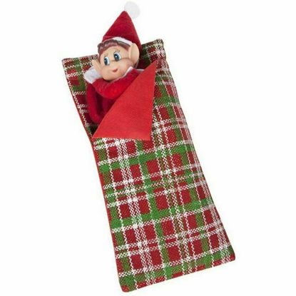 Picture of Elves Behavin Badly DQ11 Pillow Elf Sleeping Bag Christmas Decoration