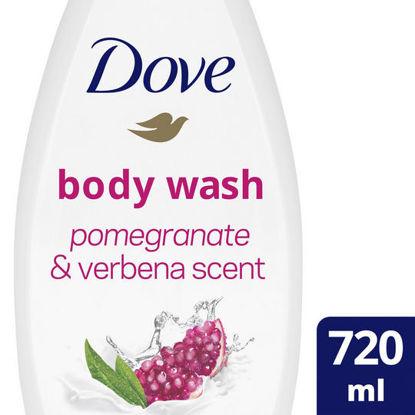 Picture of Dove Pomegranate & Hibiscus Tea Reviving Body Wash 720 ml