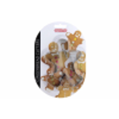 Picture of Apollo Housewares Gingerbread Cutter 5114
