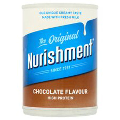 Picture of Dunns River Nurishment Original Chocolate Flavoured 400G