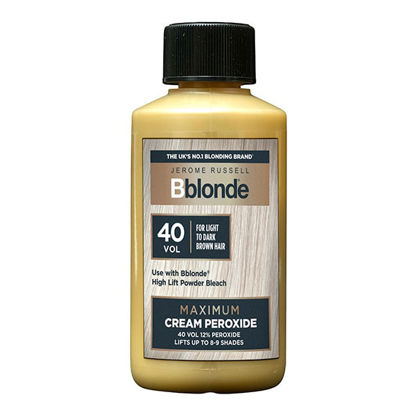 Picture of Jerome Russell B Blonde Max Cream Peroxide 40 Volume