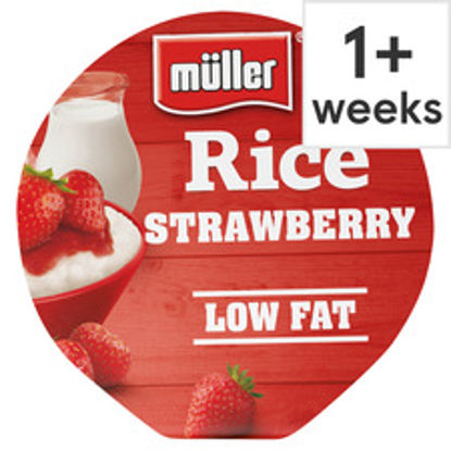 Picture of Muller Rice Strawberry 180G