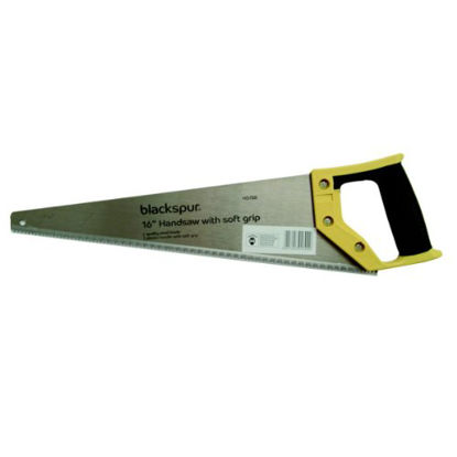 Picture of Blackspur BB-HS150 Hand Saw with Soft Grip