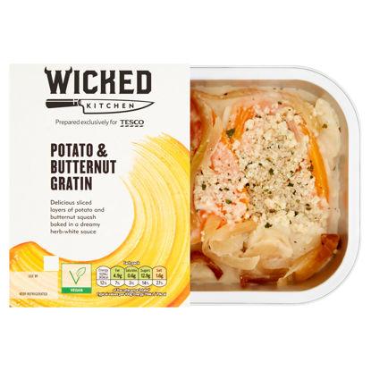 Picture of Wicked Kitchen Potato & Butternut Gratin 380G