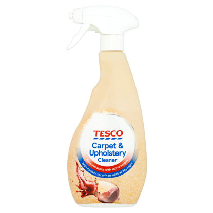 Picture of Tesco Carpet & Upholstery Cleaner 500Ml