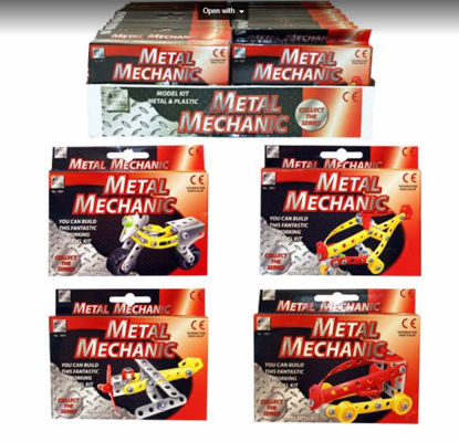 Picture of Metal Mechanic Kit For Children