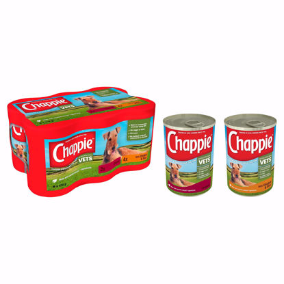 Picture of Chappie Favourites 6 X 412G