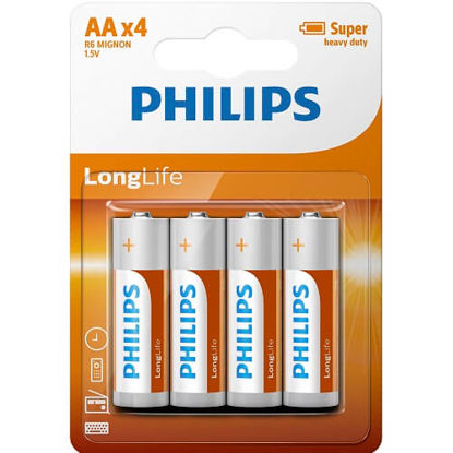 Picture of 4 Pack AA Size Batteries