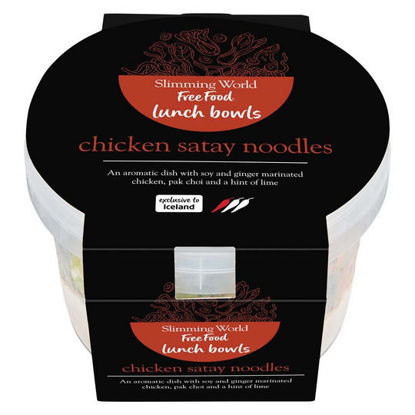 Picture of Slimming World Chicken Satay Noodles 400g