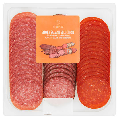 Picture of Deli Speciale Smoky Salami Selection 130g