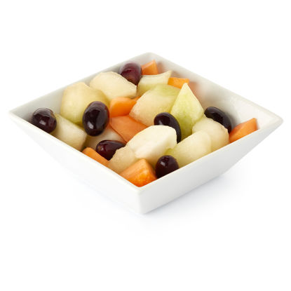 Picture of Tesco Melon & Grapes 300G