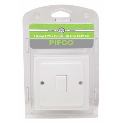 Picture of PIFCO 1 GANG SWITCH LIGHT