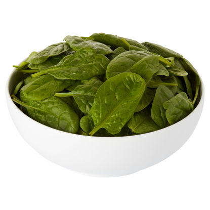 Picture of Tesco Baby Spinach 250G