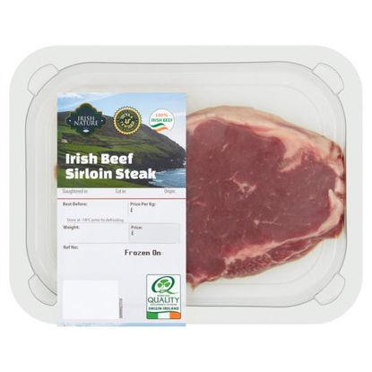 Picture of Irish Nature Irish Beef Sirloin Steak 180g