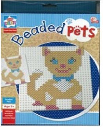 Picture of Kids Create Your Own Beaded Pets - 800 Beads