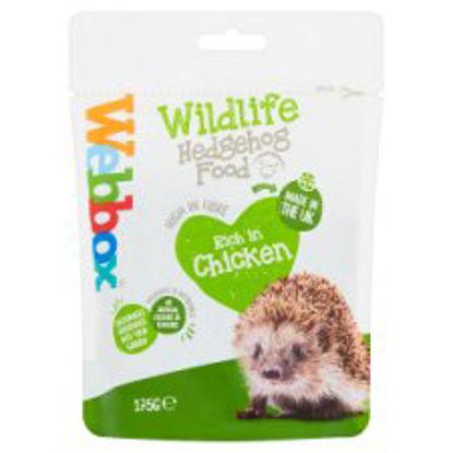 Picture of Webbox Wildlife Hedgehog Food 175G
