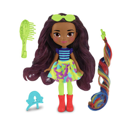 Picture of Nickelodeon Sunny Day Pop-In Style Rox Doll