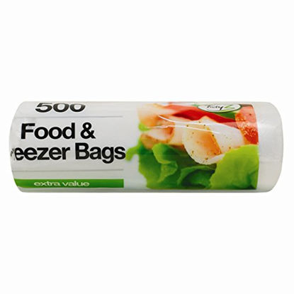 Picture of Stalwart B0501 Food Bags (Pack of 500)
