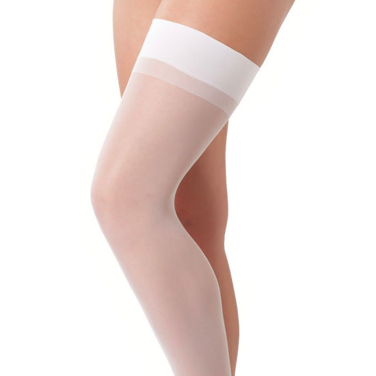 Picture of White Sexy Stockings