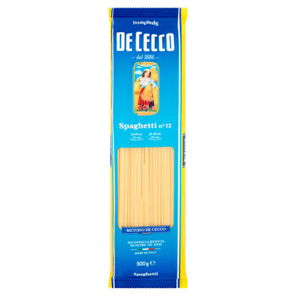 Picture of De Cecco Spaghetti 500G