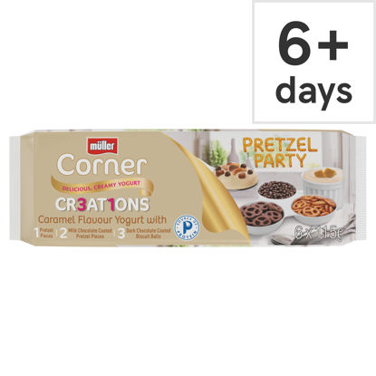 Picture of Muller Corner Creations Pretzel Party 6 X 115G