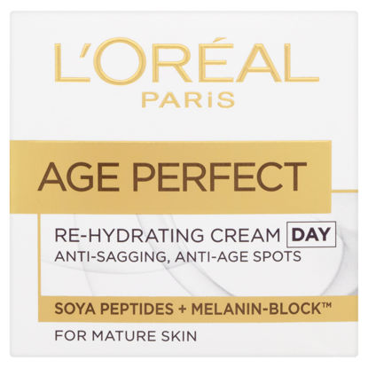 Picture of L'oreal Paris Age Perfect Rehydrating Day Cream 50Ml