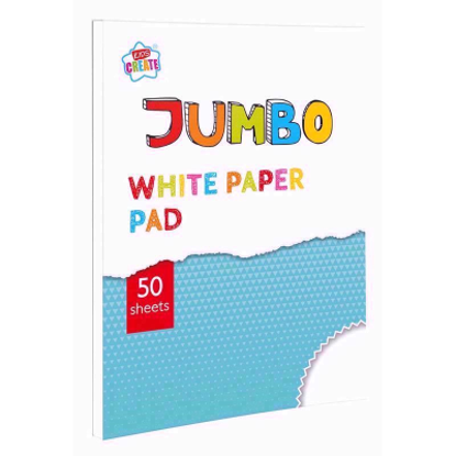 Picture of KIDS CREATE A3 DRAWING PAD 50 SHEETS