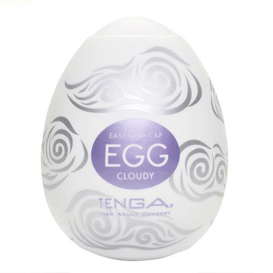 Picture of Tenga Cloudy Egg Masturbator