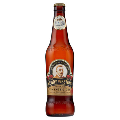 Picture of Henry Westons Vintage Cider 500ml