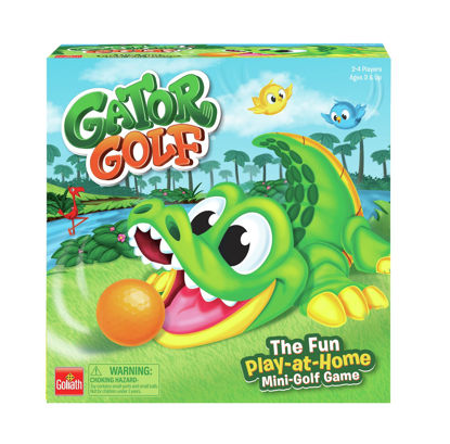 Picture of Goliath Games Gator Golf Game