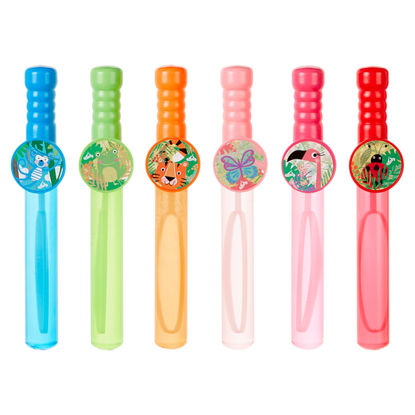 Picture of Carousel Lets Blow Bubble Wand
