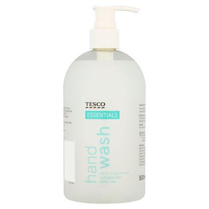 Picture of Tesco Essentials Hand Wash 500Ml