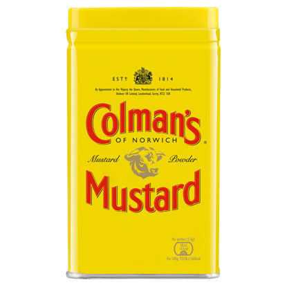 Picture of Colman's Original English Mustard Powder 57G